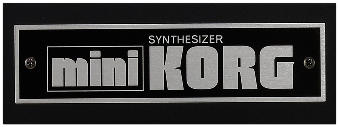 Korg – miniKORG 700FS