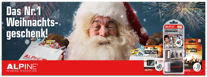 Preisfreundliche und originelle Weihnachtsgeschenke von Alpine