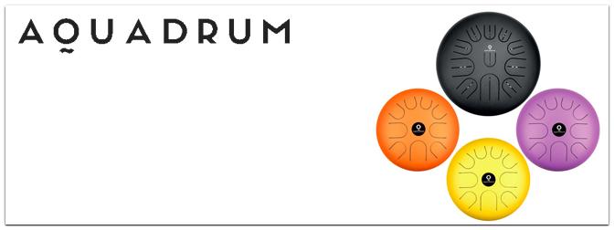 Aqua Drum Workshop am 09.06.18 im Music Store!