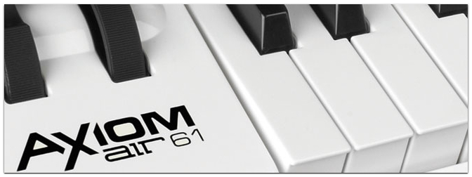 M-Audio: Axiom AIR