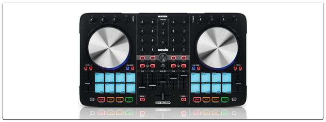 Musikmesse 2016 – Reloop präsentiert den Beatmix 4 MK2