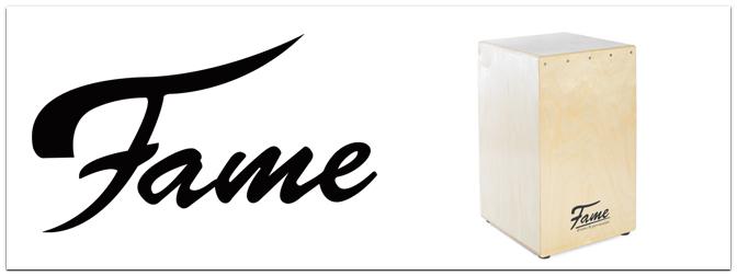 Neu im Programm: Die Fame Beginner Pro Cajon