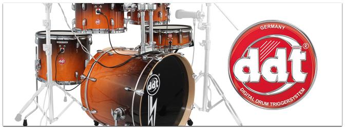 DDT stellt Akustik E-Drum vor!