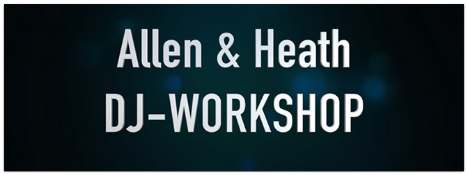 Allen & Heath Xone:43C + K1 DJ-Workshop