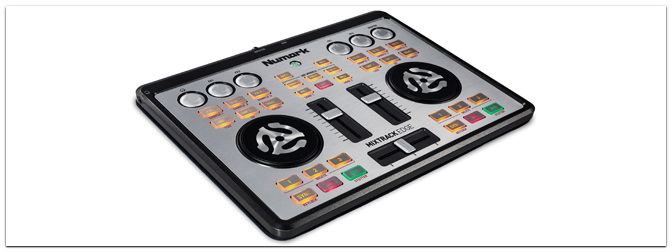 Musikmesse 2013 – NUMARK stellt den MIXTRACK EDGE Controller vor