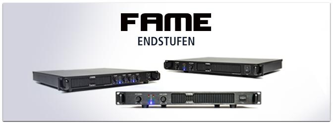 Brandneu: digitale Endstufen Fame MS 2002 D, MS 2004 D und MS 10002 D