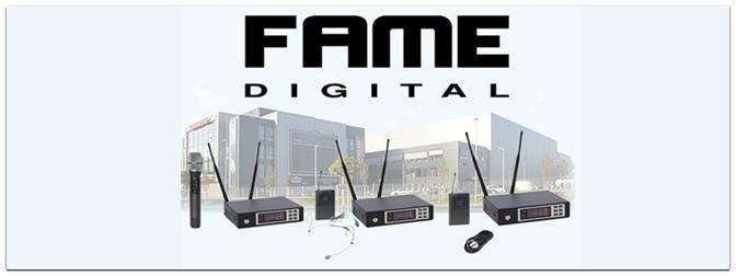FAME – MSW 500 Funksysteme