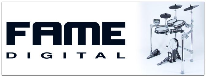 FAME DD-6500 E-DrumSet