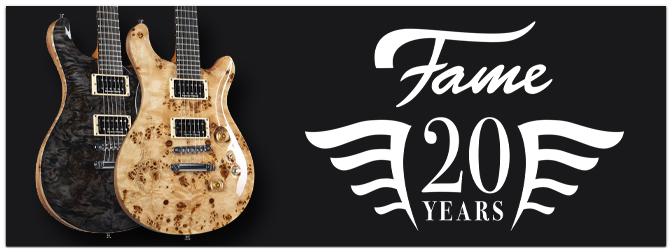 Fame Forum IV Modern 20th Anniversary Modelle: Jetzt erhältlich!