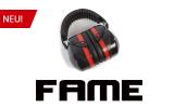 Jetzt neu: Kapselgehörschutz und Ohrstöpsel von Fame