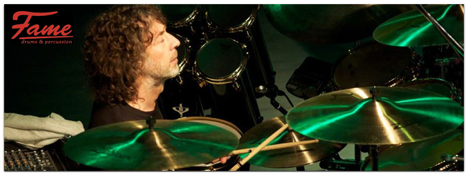 Brandneu: Die Fame DD-ONE Simon Phillips Edition