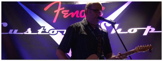 Fender Custom Shop Gäste in Bestlaune !