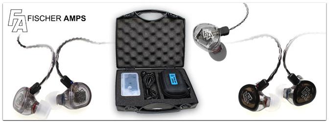 Neue Fischer Amps In-Ear-Hörer