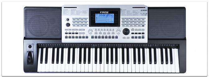 Das brandneue FAME G900 Keyboard