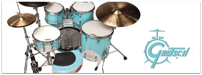 Gretsch Renown 57 Drumset