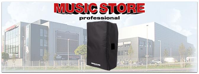 Ganz neu bei uns – Music Store Schutzhüllen für PA Lautsprecher