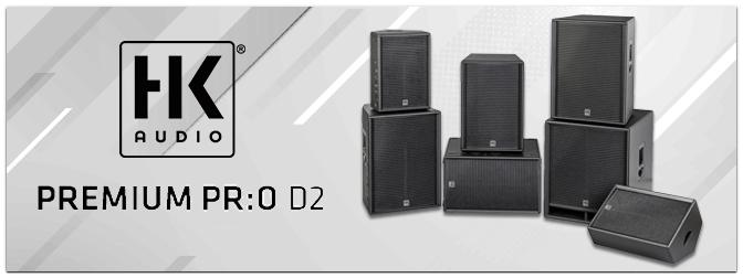 HK Audio – PREMIUM PR:O D2 Serie