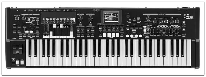 NAMM Show 2021 – Hammond SK Pro Stage Keyboard