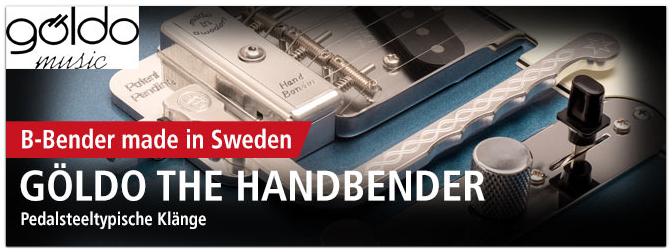 Göldo Music stellt den HandBender vor