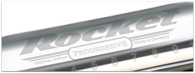 Die Rocket G aus Hohners Progressive Line