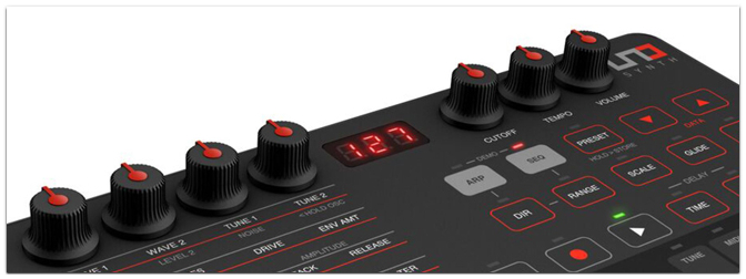 IK Multimedia UNO Synth DOUBLE UP-Aktion