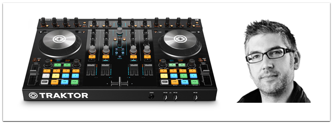 KONTROL IT ALL TOUR – Traktor Workshop im Music Store am 4.10.13