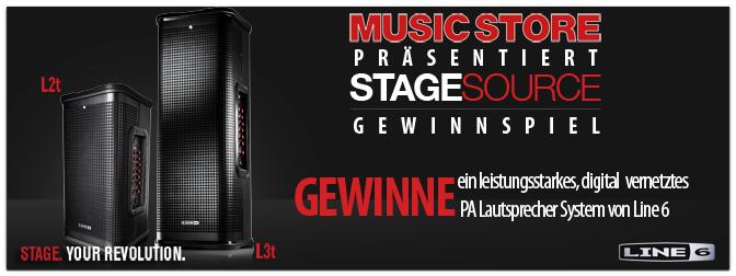 Line6  StageSource Gewinnspiel