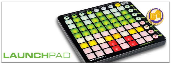 Novation Launchpad Weihnachts-Special: 159 Euro