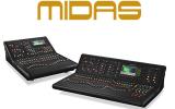 NAMM Show 2019 - MIDAS M32 Live und M32R Live