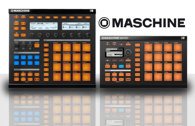 Native Instruments MASCHINE + MASCHINE Mikro Preissturz!