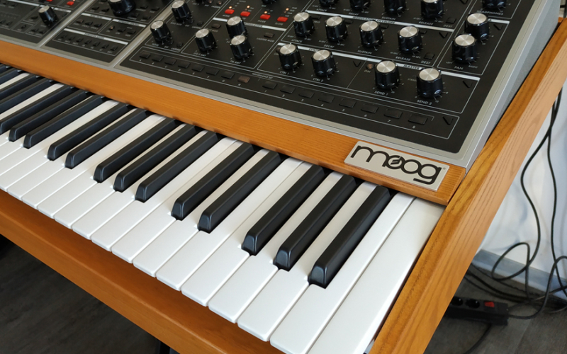 Moog ONE 16 Voice – antestbar!