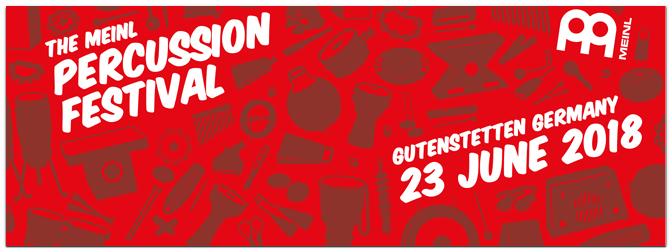 Meinl Percussion Festival am 23.06.2018 in Gutenstetten