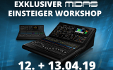 Exklusiver Midas Einsteiger Workshop