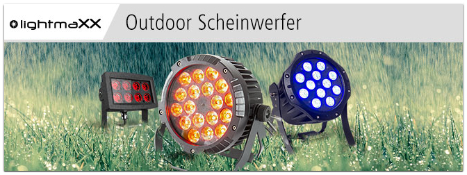 Lightmaxx Outdoor Scheinwerfer