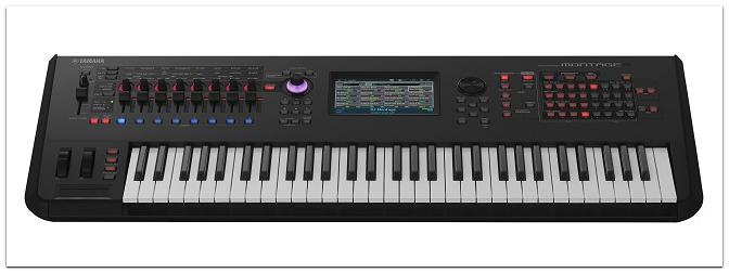 NAMM SHOW 2016 – Yamaha MONTAGE – Yamahas neues Synthesizer-Flaggschiff