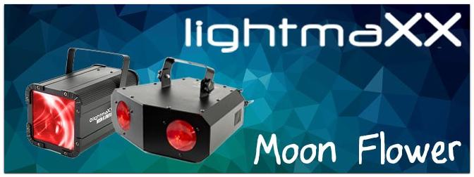 lightmaXX Neuheiten: Moon Flower S & M