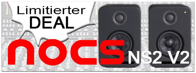Exklusiver Deal: Nocs NS2 V2 Black