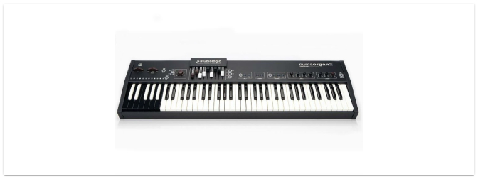 Ab Juli erhältlich: Die Studiologic NUMA Organ 2!