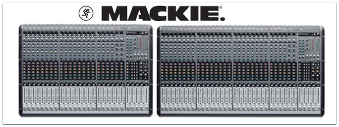 Mackie Onyx 24.4 und 32.4 wieder erhältlich!