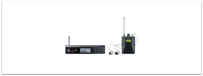 Coming soon – das neue Shure PSM 300 In-Ear Monitoring System