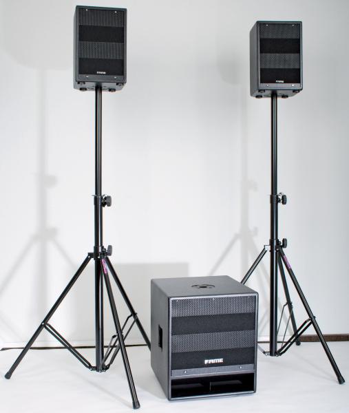 Fame MEGADEAL! 45% Rabatt bei Fame Soundpack Aktivsystemen! Nur im Dezember!