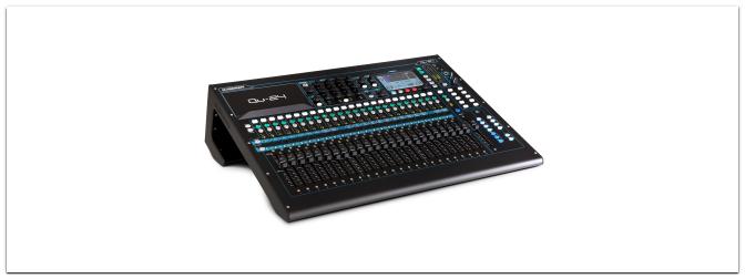 NAMM 2014 – Allen&Heath präsentiert den neuen QU-24 Digitalmixer