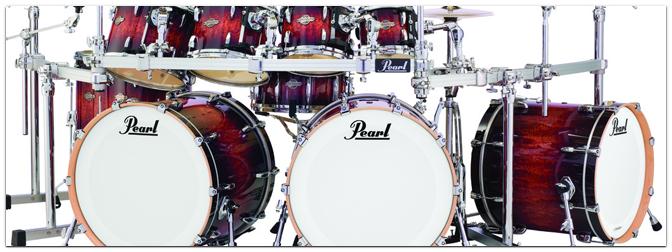 Musikmesse 2014 – PEARL Masters Custom Birch