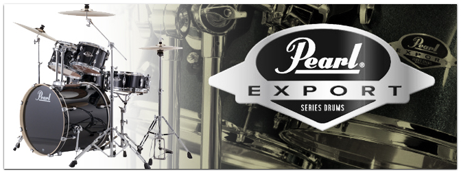 MUSIKMESSE 2013 – Pearl Export is back!
