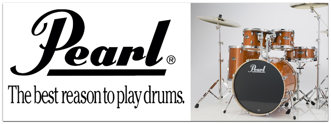 Musikmesse 2014 – Pearl Export Lacquer Series