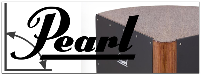 Musikmesse 2013: PEARL Wedge Cajon