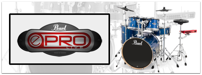 Musikmesse 2015 – Pearl ePro Live is back!