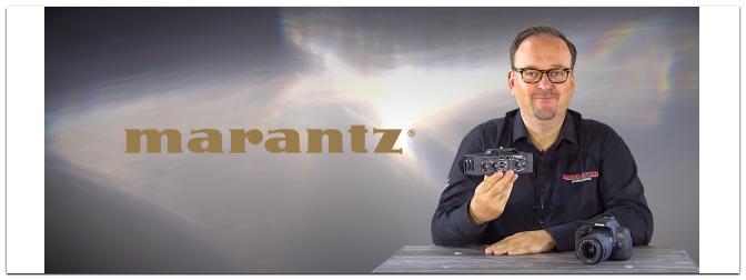 MARANTZ PMD-602A im Video-Test bei Music Store TV