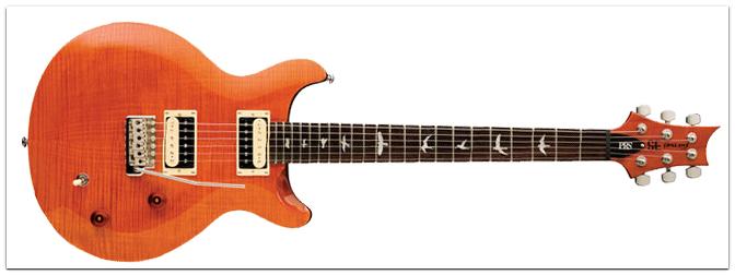 PRS – neues SE Carlos Santana Modell