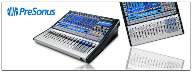 Presonus StudioLive in Mini-Version
